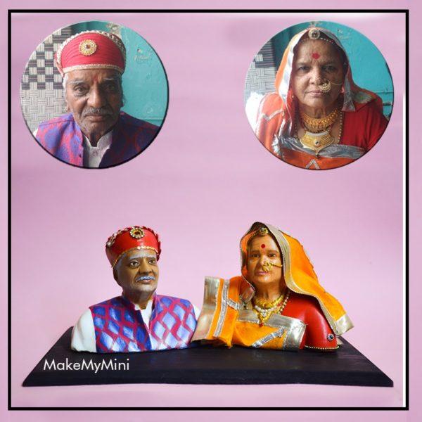 3D Selfiy, 3D Printing Company, 3D Figurines, 3D Miniatures, 3D Selfies in India, 3D Dolls