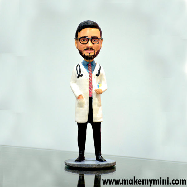Doctor 3D Replica Dolls | Best Gift for Doctors