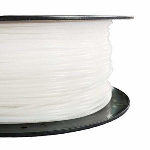White PLA 3D Filament