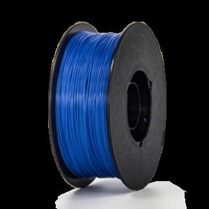 Blue PLA 3D Printer Filament, 1.75mm, 1 kg Spool for 3D Printing