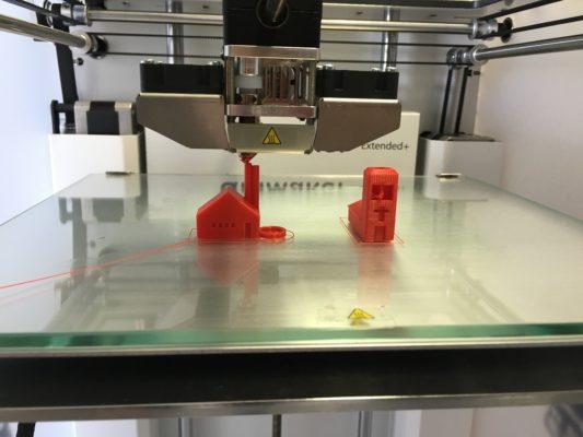 Breakthroughs in 3d Printing