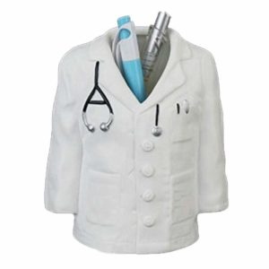 Doctor Coat Pen Stand